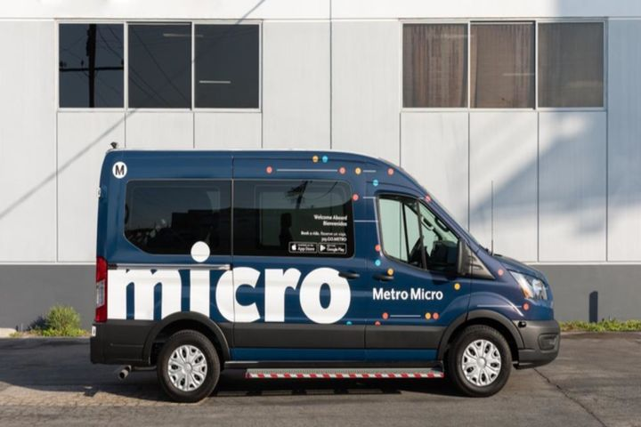 One of the programs discussedwasRideKC Micro Transit, whichprovidesto previously unserved and underserved areas (low density areas) in Johnson County, Kansas. - Photo: APTA