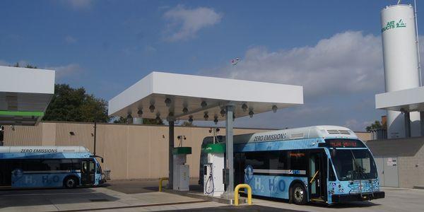 SARTA Joins Calstart's 'Generation Zero' Hydrogen Fuel-Cell Program