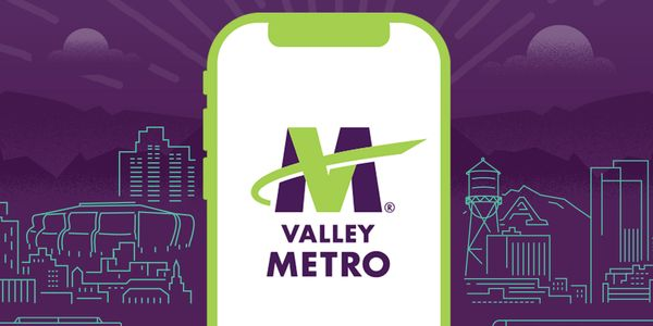 Valley Metro's Plan &Track App Gives Riders Real-Time Trip Info