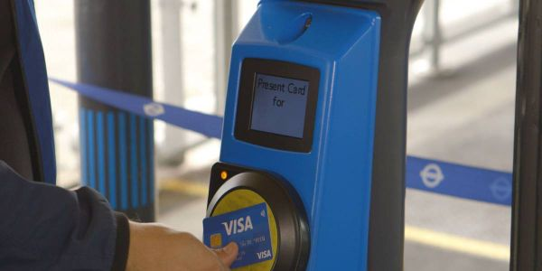 UITP is partnering with VISA, American Express and Scheidt & Bachmann.