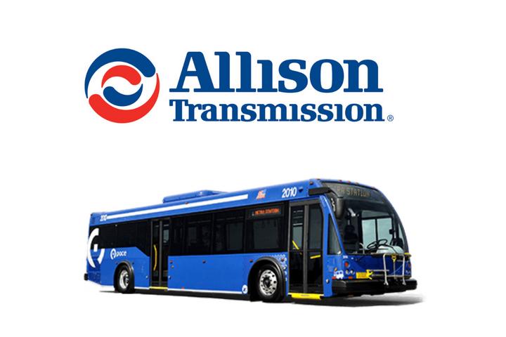 Allison Transmissionis a designer and manufacturer of vehicle propulsion solutions for commercial and defense vehicles. - Photo: Allison Transmission, ENC