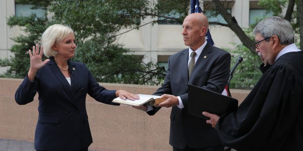 The Honorable Jennifer L. Homendy was sworn in as the National Transportation Safety Board's...