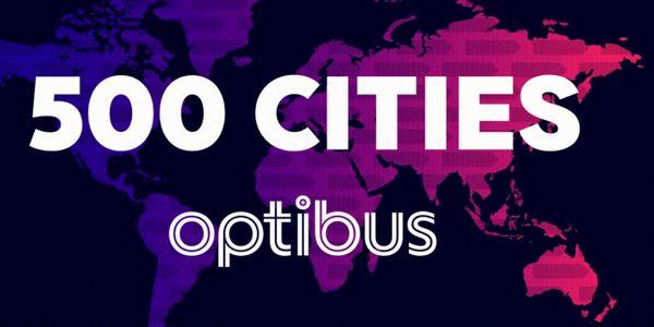Optibus Hits Major Milestone