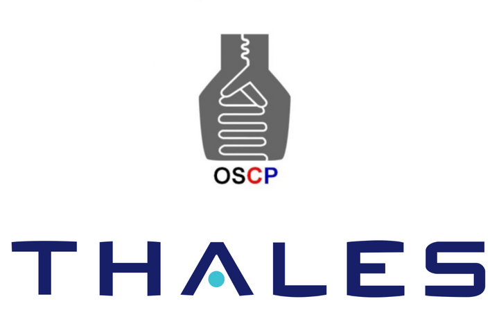 Thales provides access for small to medium enterprises to display their innovations and 5G technologies alongside industry leaders. - Photo: OSCP, Thales