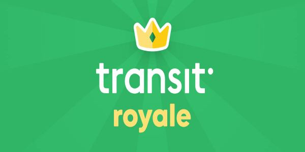 The app gives users access to full schedules and maps for transit lines that are farther away.