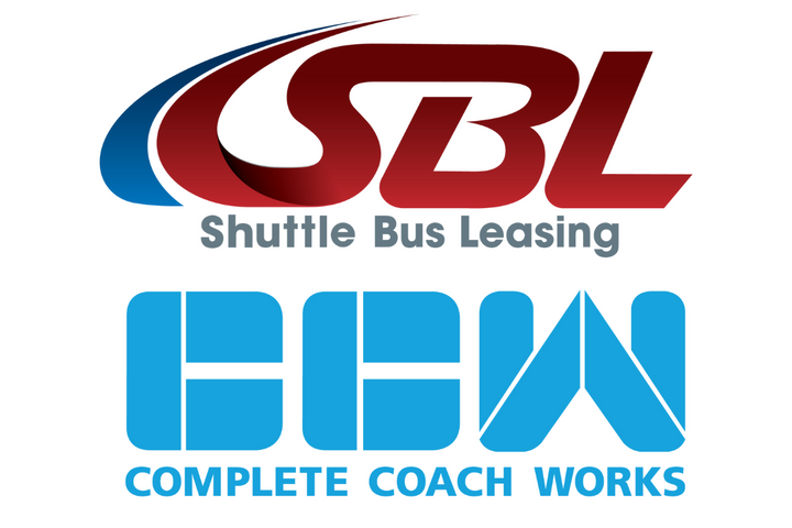 The announcements were made during a lunch as themeeting was simultaneously broadcast to all remote employees via video conference. - Photo: Shuttle Bus Leasing, Complete Coach Works