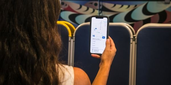 When customers plan their journey through the Transit app or check the real-time location of...