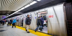 The research also found that air quality in Toronto's subway system is comparable to those found...