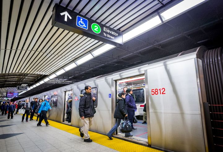 The research also found that air quality in Toronto's subway system is comparable to those found in other large underground rail systems, and in some cases is better than other major subway systems such as New York City and Boston. - TTC