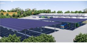 Montgomery County Breaks Ground on Electric Bus Charging Depot