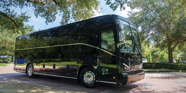 Motorcoach Sales Up 276% in Q2, ABA Foundation Reports