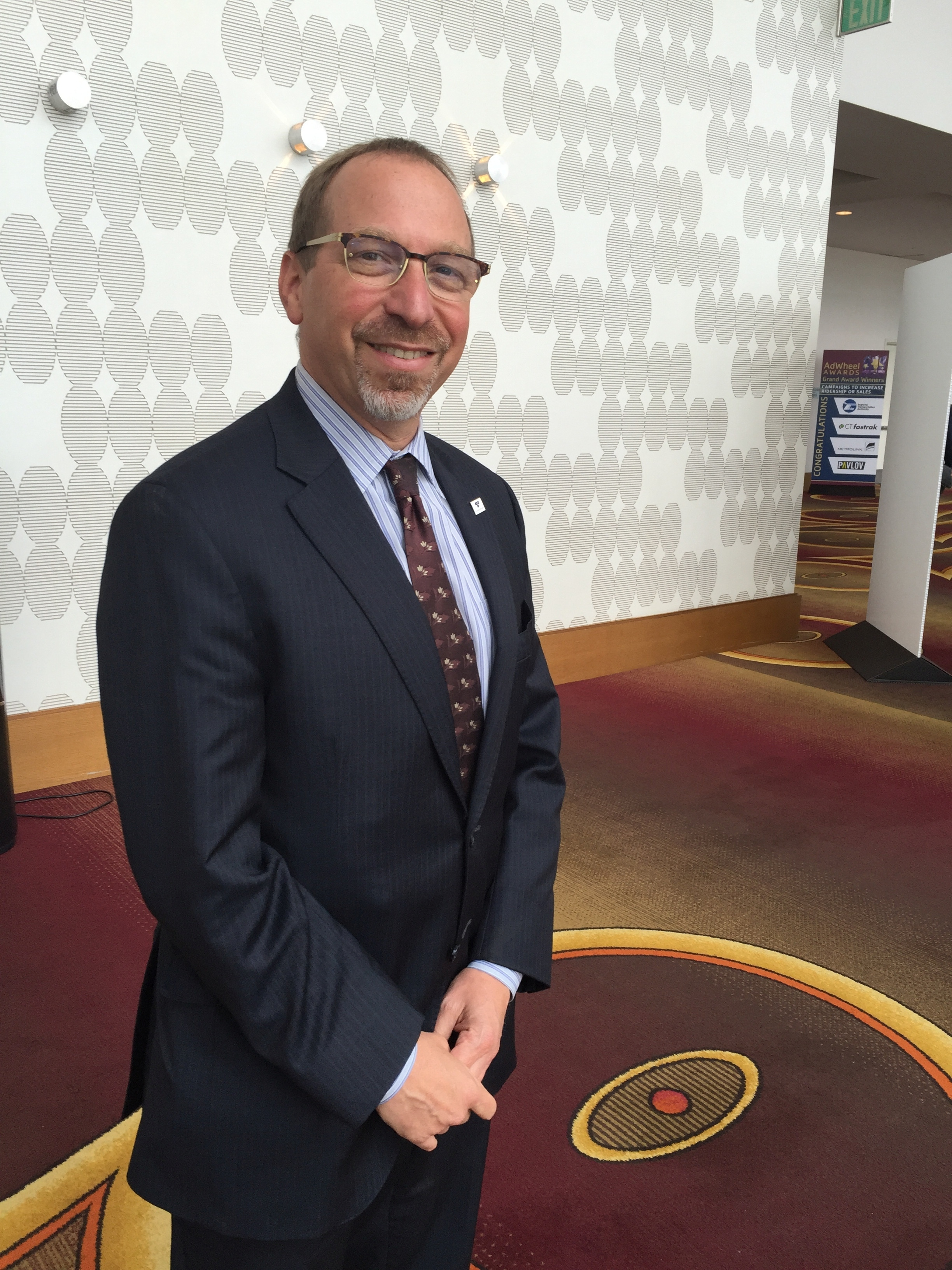 Sound Transit's Rogoff to Depart in 2022