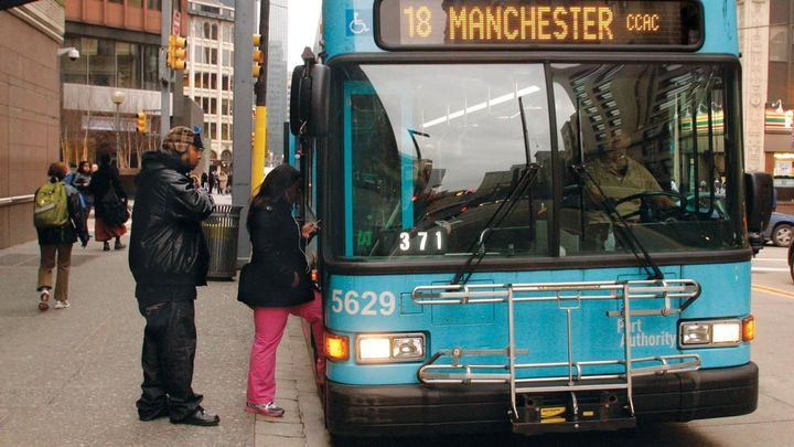 Expansion of the program will coincide with the completion of the mobile ticketing rollout to Port Authority's light rail system next year. - Port Authority of Allegheny County