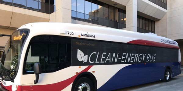 The SamTrans Board has committed the agency to fully convert the fleet to zero emissions by...