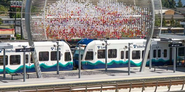 Throughout the pilot, Sound Transit will continue to engage with passengers and the community...