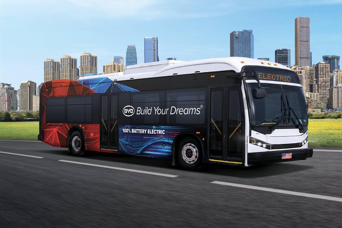 Las Cruces RoadRUNNER Transit Buys 5 BYDs