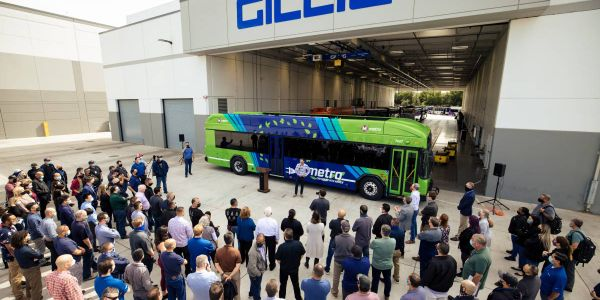 GILLIG is a manufacturer of heavy-duty transit buses in the U.S.andoffers a portfolio of...