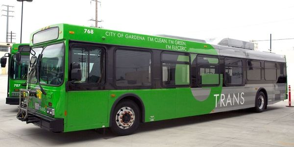 GTrans serves nearly three million annual boarding customers in the City of Gardena and in...