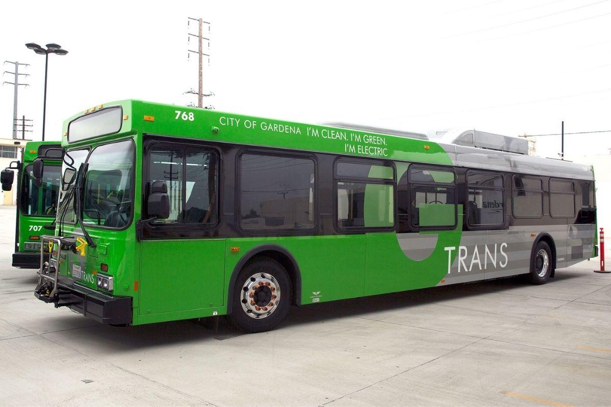 MOEV, Gardena Transit to Enable Electrification of Fleets