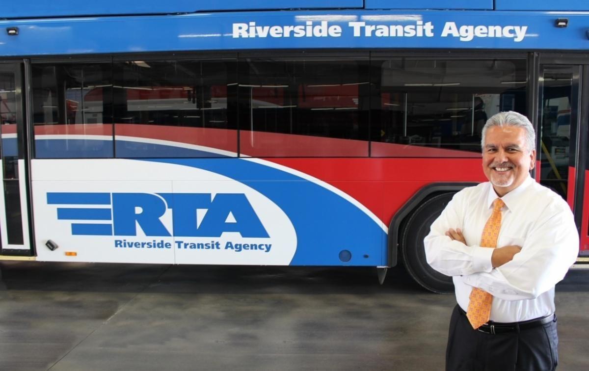 Riverside Transit CEO Rubio Announces Retirement