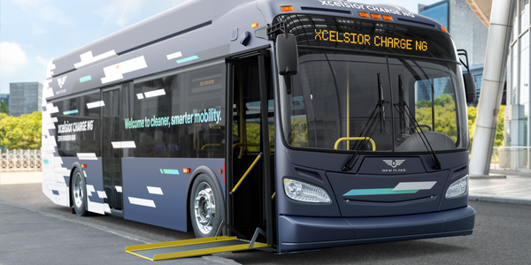 NFI offers a range of zero-emission battery and fuel cell-electric buses and coaches.