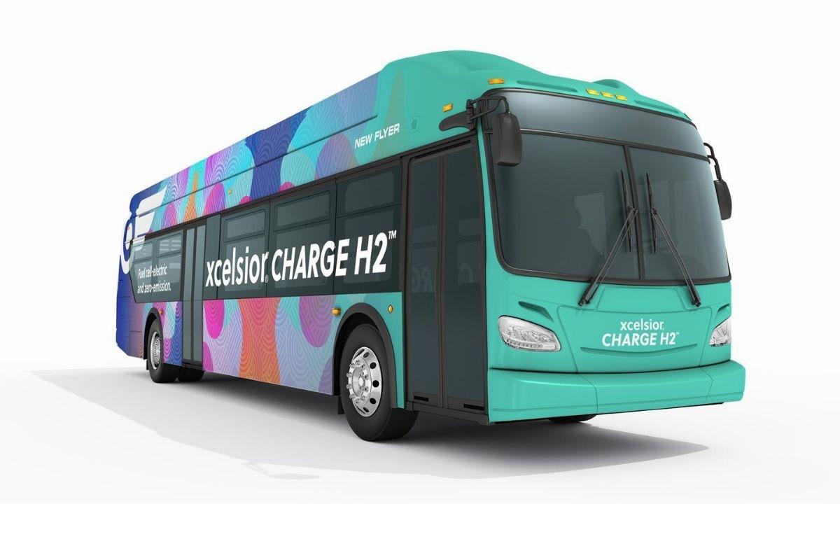 Champaign-Urbana Unveils 100% Renewable Hydrogen Fleet