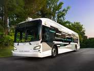 The Xcelsior AV™ unveiling follows New Flyer's launch of its Automated Technology Program first...