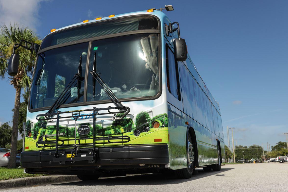 PSTA, SEIU Celebrate New Pay Scale for Bus Operators
