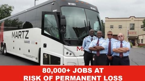 New Video Focuses on Politicians Needing Motorcoaches, Yet Taking No Action to Save Industry