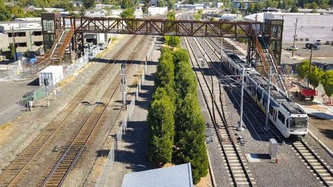 TriMet Set to Launch New Pedestrian, Bicycle Bridge