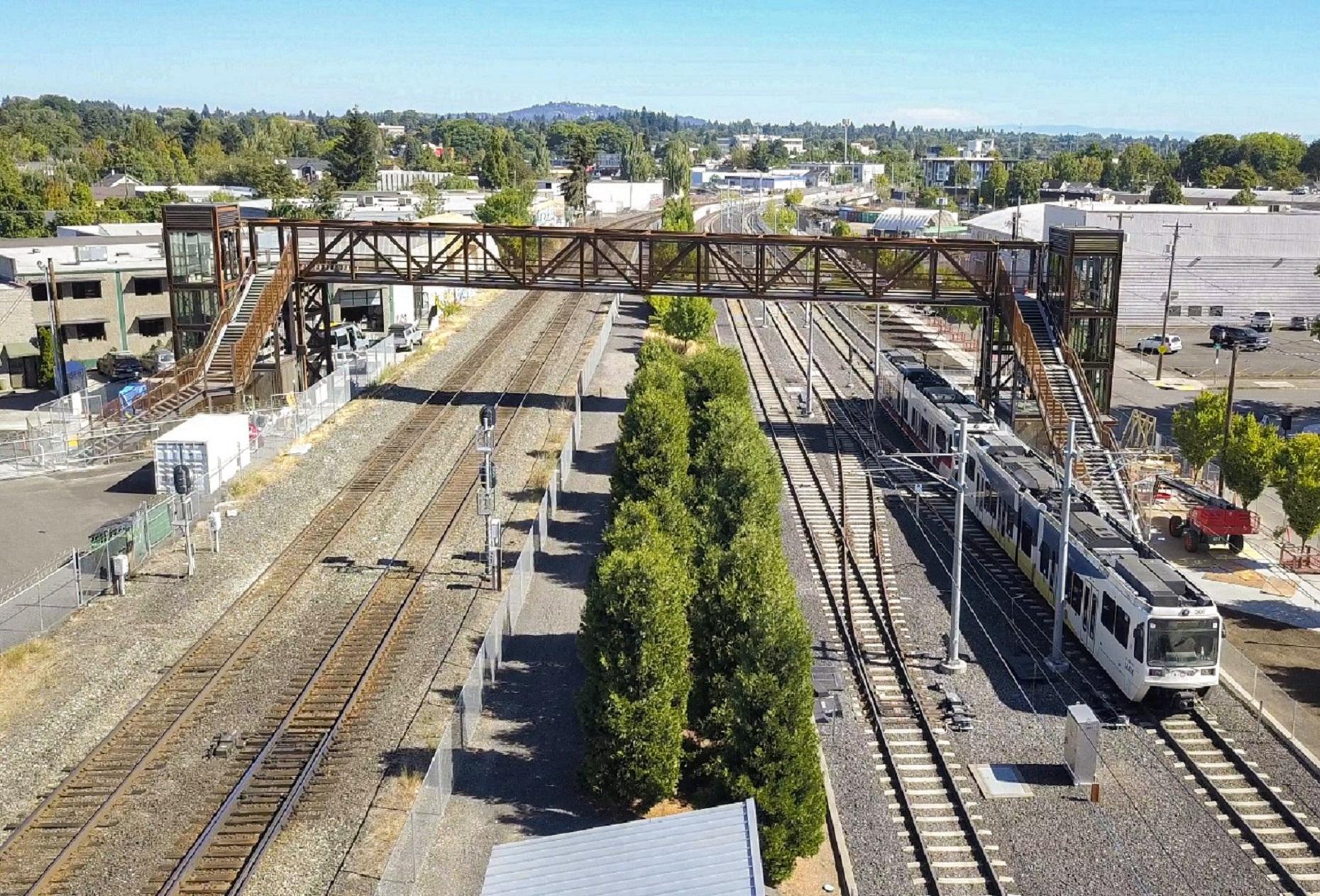 TriMet Set to Launch New Pedestrian, Bicycle Bridge
