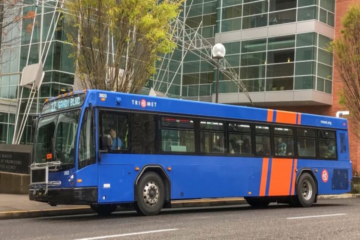 TriMet Bus Operator Talks Company Benefits, Public Service