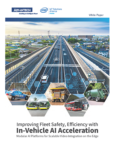 In-Vehicle AI Brings Next-Generation Safety & Efficiency to Transit Fleets