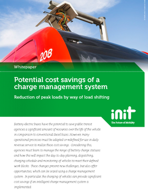 Potential Cost Savings of a Charge Management System: Reduction of Peak Loads by Way of Load...