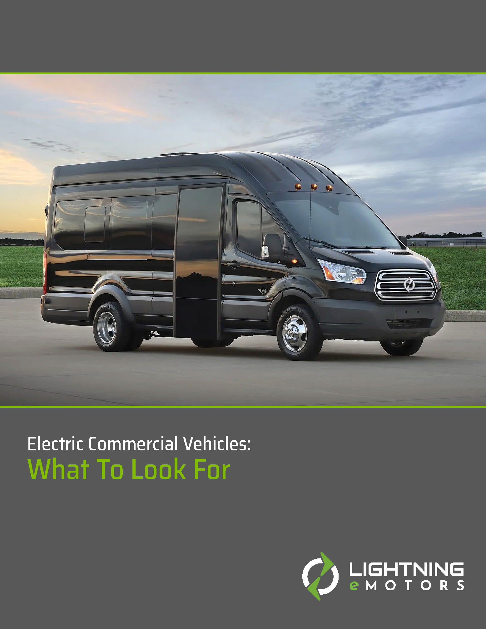 Electric Commercial Vehicles: What To Look For