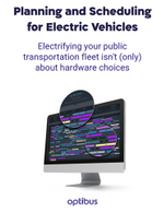 Planning and Scheduling for Electric Vehicles
