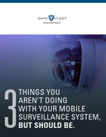 3 Things You Aren't Doing With Your Mobile Surveillance System, But Should Be