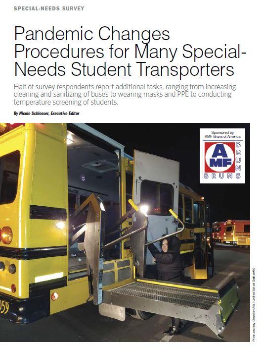 Special-Needs Survey 2021