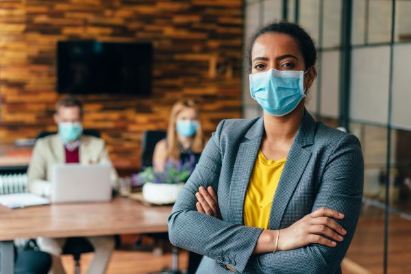 "Those with unvaccinated employees from the previously mentioned categories can ban them from the work place if it is not possible to provide accomodations ""that would eliminate or reduce this risk so the unvaccinated employee does not pose a direct threat."" - Photo courtesy of martin-dm/iStock."