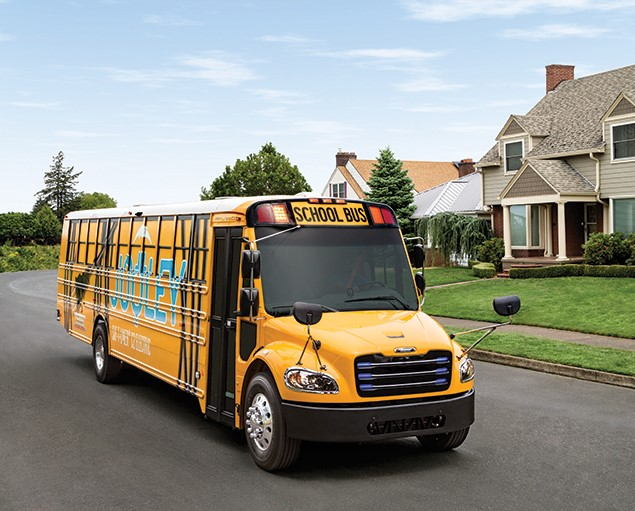 Electric School Buses – Where Do They Perform Best?