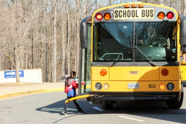 Albemarle (Va.) County Public Schools worked around its shortage of 17 drivers with a combination of transportation staff's detailed knowledge of the county's layout and routing software reporting features. - Photo courtesy Lauren Hunt