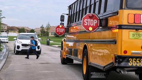 Optimizing Driver Views for Enhanced School Bus Safety