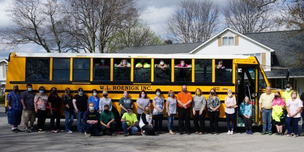 School Bus Contractor's 75th Anniversary Brings Biggest Test Yet