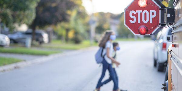Withover 17 million stop-arm violations occuring every school year, on average, camera...