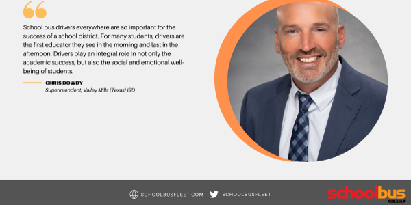 5 Questions: Chris Dowdy on Life in a Smaller School District, From Behind the Desk to Behind...