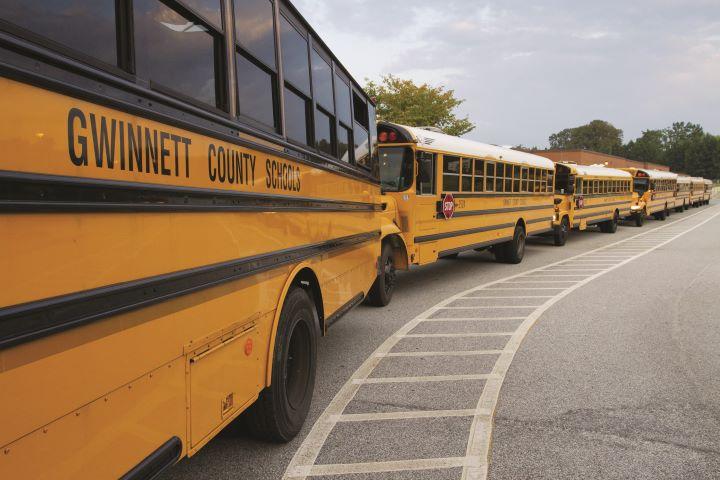 3 Southeastern Districts Top School Bus Fleet List