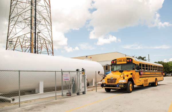 Op-Ed: Propane Industry Offering More Innovations for School Buses