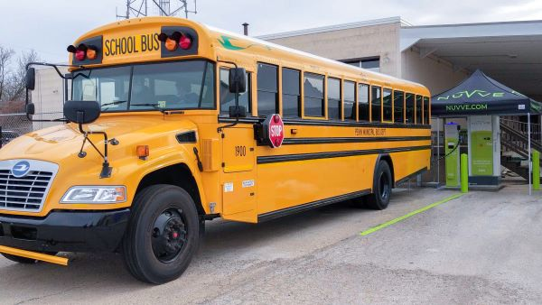 How V2G Can Help Create Cleaner Rides for Students