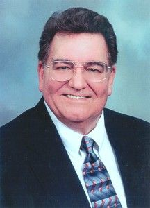 """E.K. """"Chic"""" Fox, the Automotive Lift Institute's (ALI's) first president, dedicated over 40 years of his life to improving automotive lift safety. - Photo courtesy ALI"""