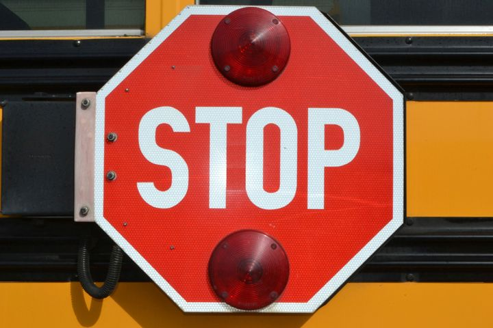 A new Florida law doubles penalties on motorists who illegally pass a school bus with its stop arm extended. - File photo